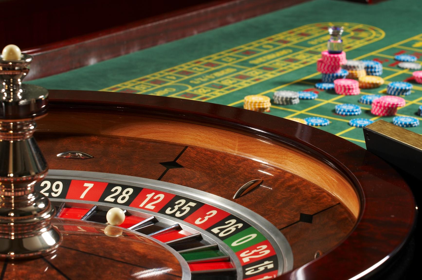 Slap af når du spiller roulette online