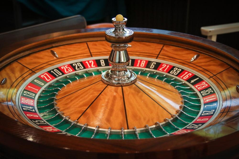 Casino bonus med roulette hjul