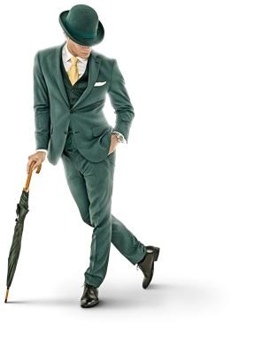 Mr Green figur