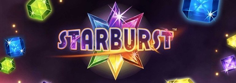 Starburst banner