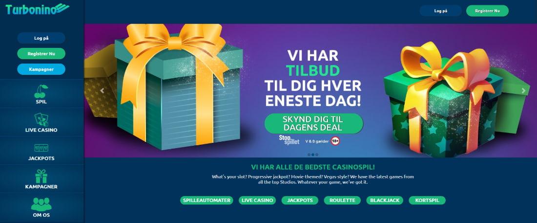 Turbonino Dagens Deal